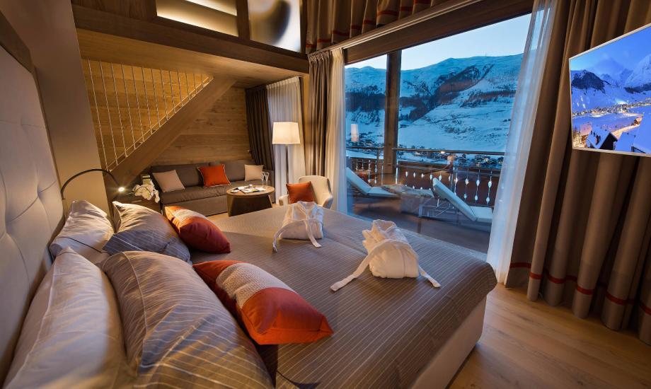 Gran suite superior spa: Immagine Header