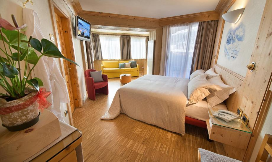 Junior Suite: Hotel Baita Montana Livigno