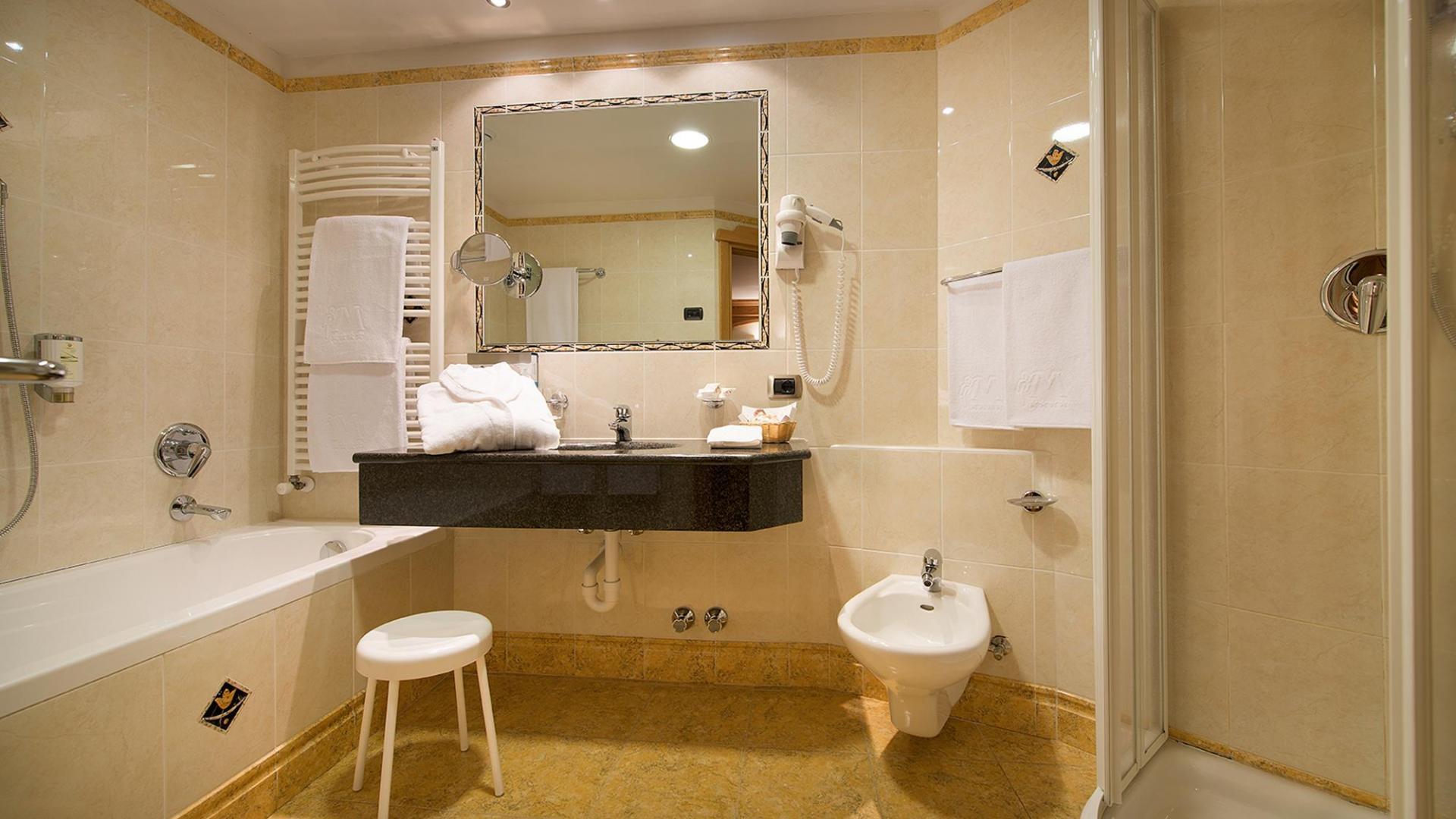 Junior Suite - Hotel Baita Montana Livigno